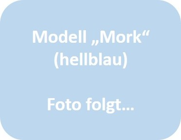Cats / Kitty / Modell Mork (hellblau)